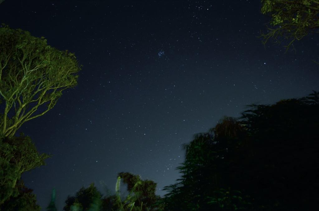 Pleiades, Taurus, Perseus