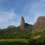Pico do Itabira, foto panorâmica.